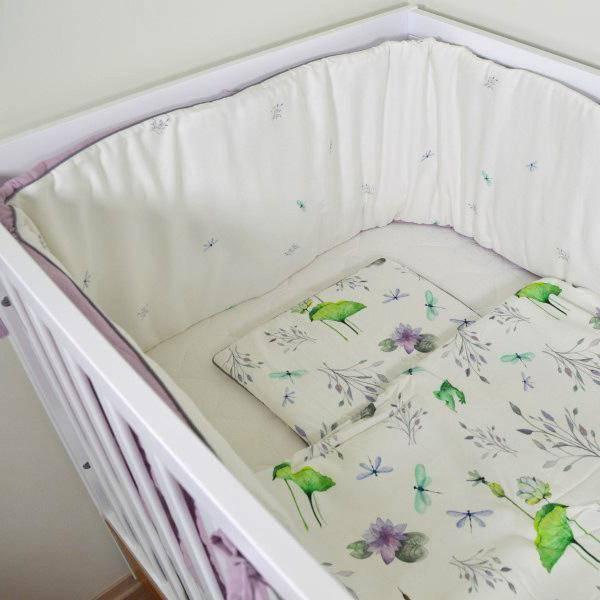 Bilde av Sengekant Baby - Sprinkelseng - Layette - Pond
