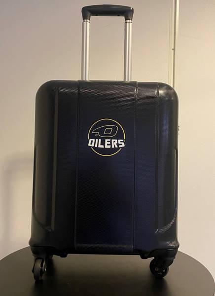Oilers Trillekoffert 40L