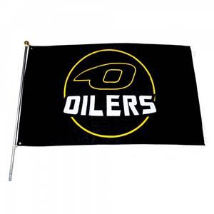 Bilde av Oilers Balkongflagg