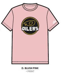 Bilde av T-skjorte m/logo barn - rosa