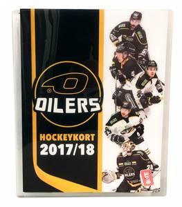 Bilde av Hockeykort Komplett samling med perm 19-20