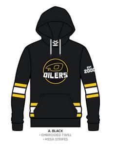 Bilde av Hockey hoodie mesh - barn