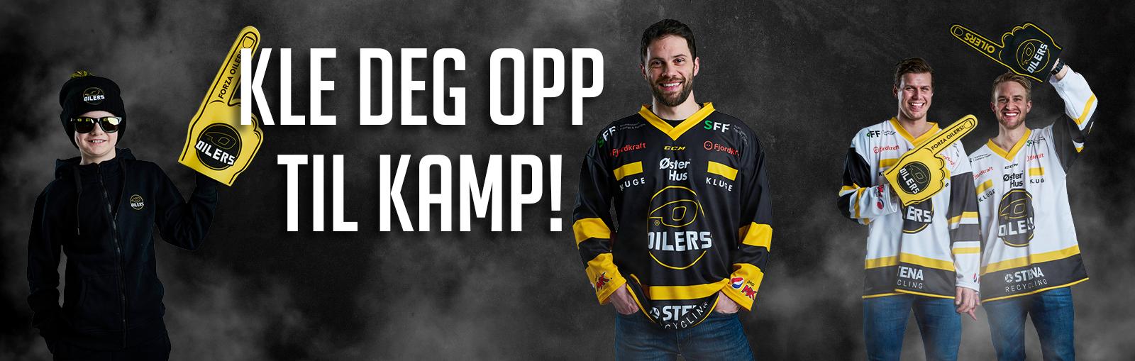 Stavanger Oilers drakter