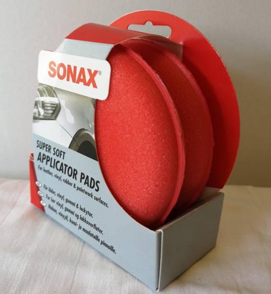 Bilde av Sonax Polerpad 2pk