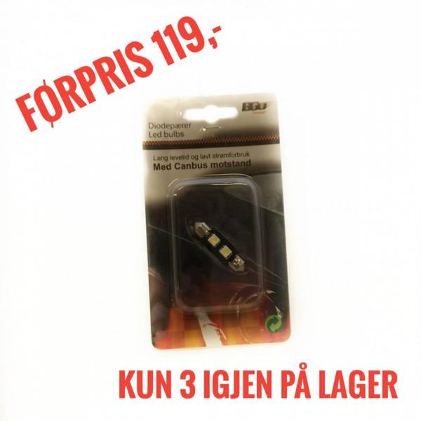 Bilde av LED Pære 38mm