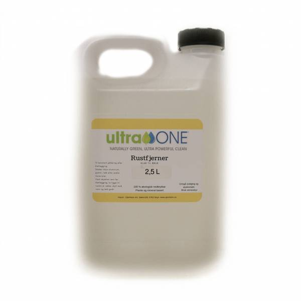 Bilde av Ultra One Rustfjerner 2,5 liter Ferdigblandet
