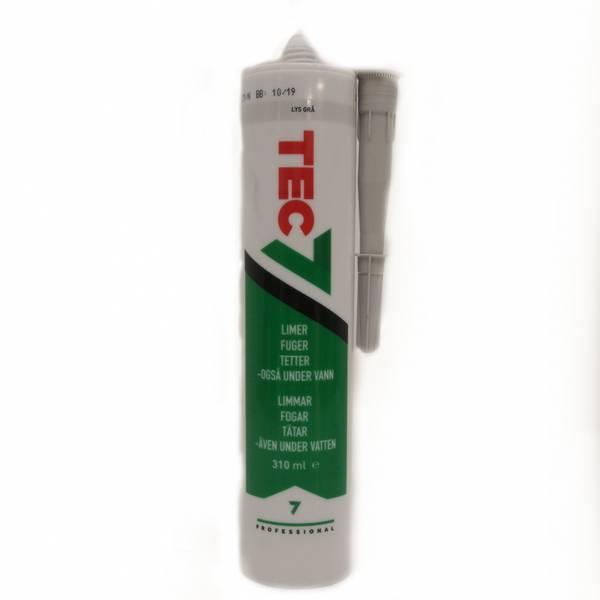 Bilde av Tec7 Lys grå patron