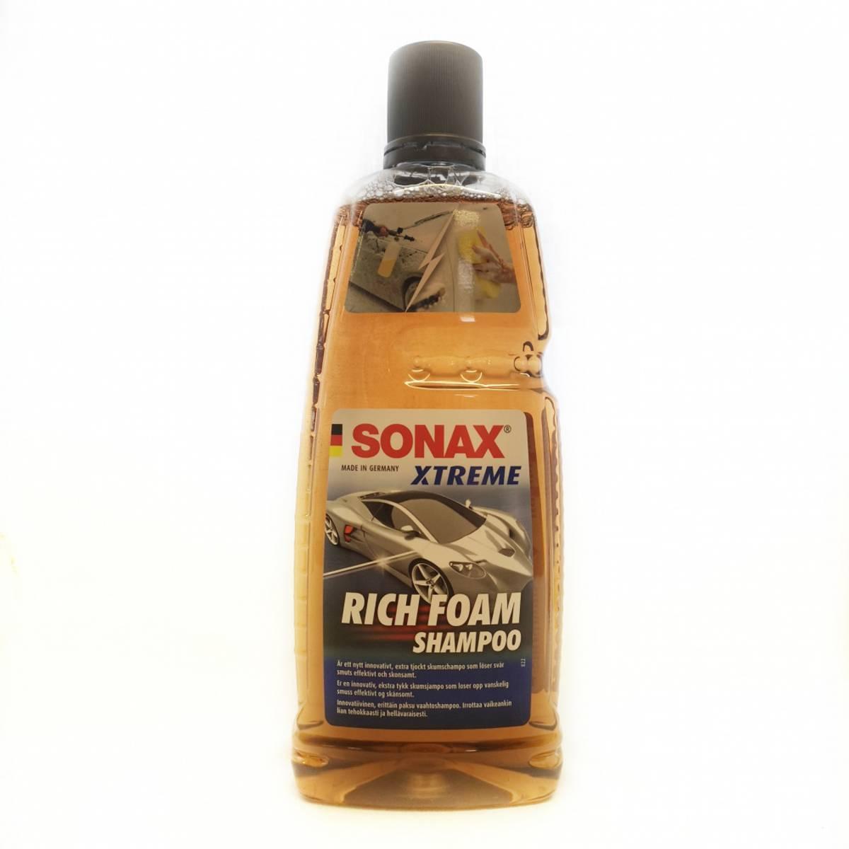 Sonax Rich Foam Shampoo