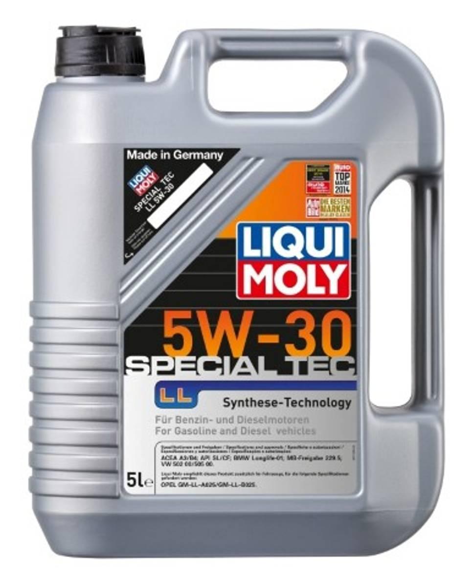 Liqui Moly 5w30 Special Tec LL