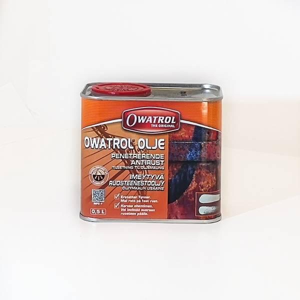 Bilde av Owatrol olje 0,5 liter