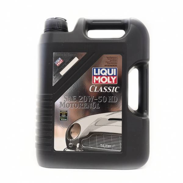 Bilde av Liqui Moly Classic Motoroil 20w-50 5l