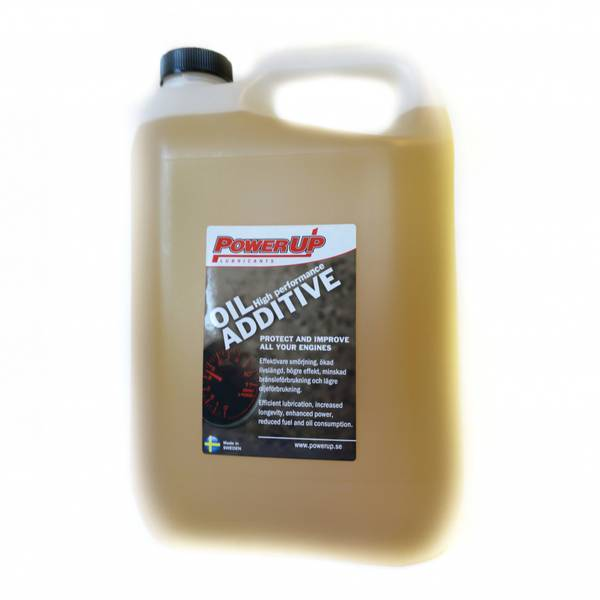 Bilde av PowerUp Oil Additive 5 liter