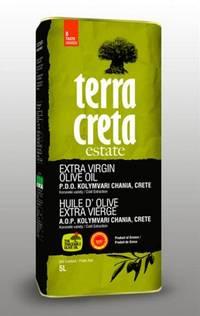 Extra virgin olivenolje PDO 5000ml (boks)
