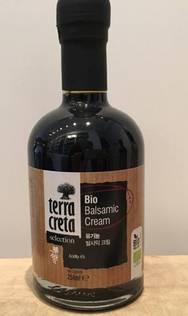 Økologisk kremet balsamico