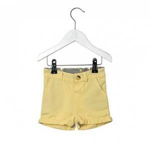 Bilde av Baby gutt shorts i pinapple slice fra Noa Noa