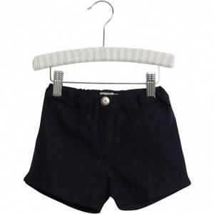 Bilde av Baby gutt shorts Vilfred i navy fra Wheat
