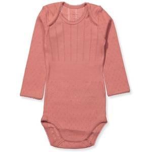 Bilde av Baby jente body Doria i dusty cedar fra Noa Noa