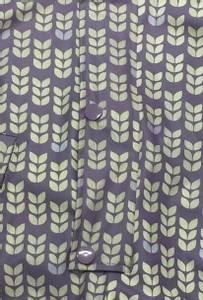 Bilde av Regndress Reinis printed i Purple heart fra Mini A Ture