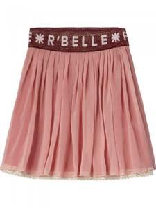 Bilde av Double layer voile skirt with special waistband fra Scotch