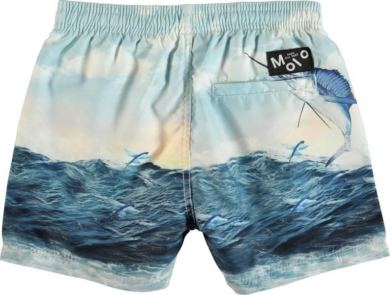 Badeshorts Niko Catch med UV beskyttelse fra Molo