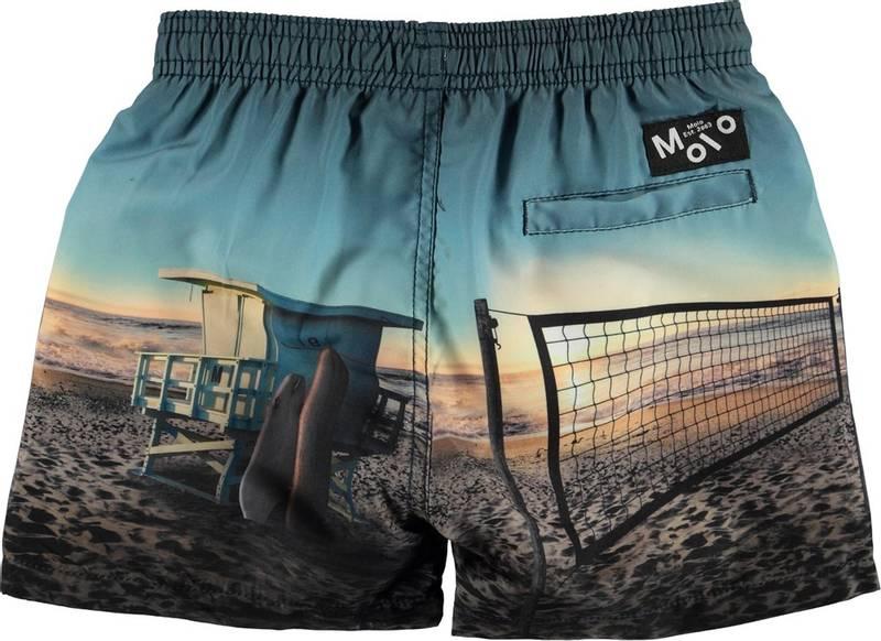 Badeshorts Niko On the beach med UV beskyttelse fra Molo