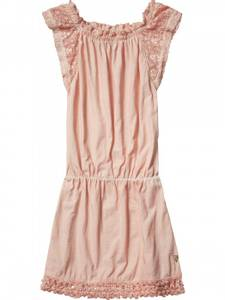 Bilde av Special dyed dress with lace fra Scotch R\'belle