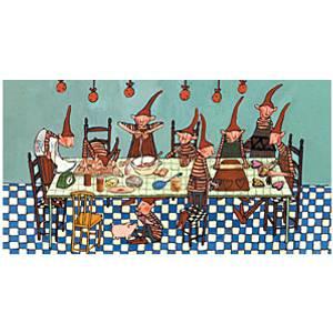 Bilde av Dobbeltkort julebaking fra Maileg