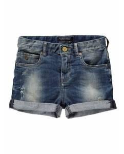 Bilde av Denim shorts med gulldetaljer fra Scotch R`Belle