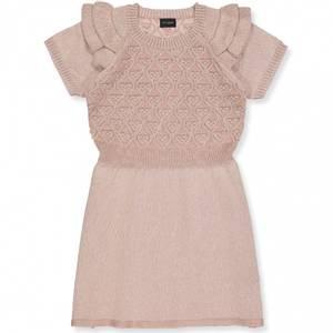 Bilde av Jente kjole Annabella i Muted Lilac fra Mini A Ture