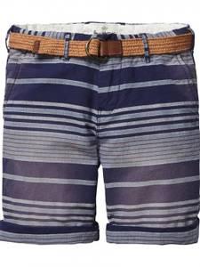 Bilde av Pen stripet shorts fra Scotch Shrunk