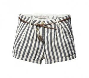 Bilde av Mini shorts in various dessins + belt fra Scotch R`Belle