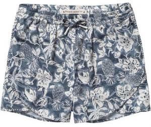 Bilde av Silky feel all-over printed shorts  fra Scotch R`Belle