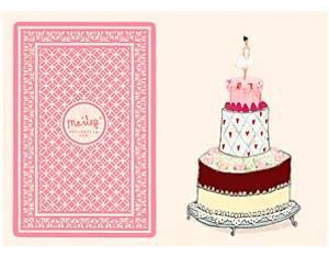 Bilde av Kort - Konfirmasjonskort, jente fra Maileg