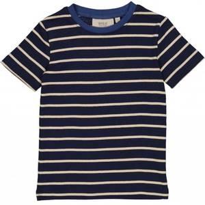 Bilde av Gutt t-shirt Wagner marina fra Wheat