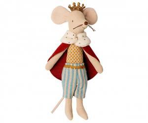 Bilde av Mus - Kong mus i kappe fra Maileg