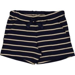Bilde av Gutt shorts stripete marina fra Wheat