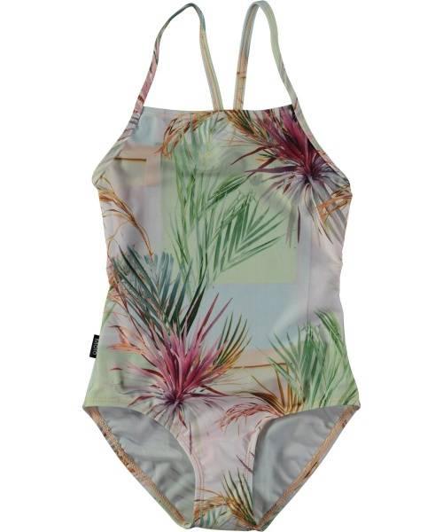 Badedrakt Neda palms med UV beskyttelse +50 fra Molo