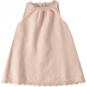 Bilde av Jente kjole i lin i fargen fairy fra Noa Noa
