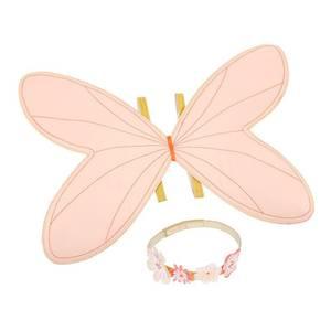 Bilde av Kostyme - Fairy Wings Dress-Up Kit fra Meri Meri