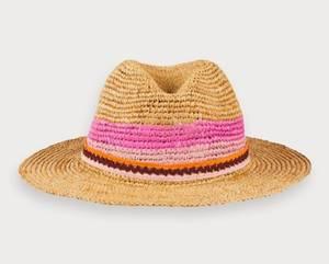 Bilde av Straw hat with colourblock fra Scotch R`Belle