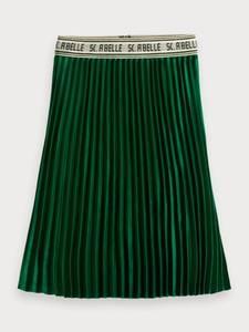 Bilde av Longer length pleated skirt fra Scotch R`Belle