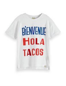 Bilde av T-skjorte with artworks fra Scotch Shrunk