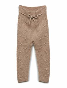 Bilde av Baby jente bukse Rebekka i Apple Cinnamon fra Mini A Ture