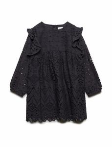 Bilde av Baby jente kjole Noni i outer space fra Mini A Ture