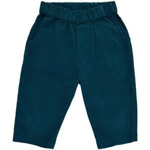 Bilde av Baby gutt bukse i majolica blue fra Noa Noa