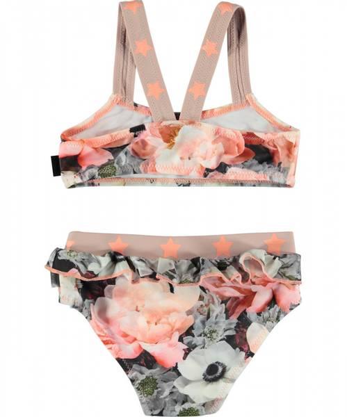 Bade bikini Naila Blossom med UV beskyttelse +50 fra Molo