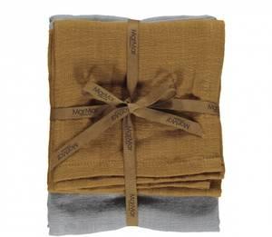 Bilde av Organisk 2 pakkning Ada Golden Olive og Grey Sand fra