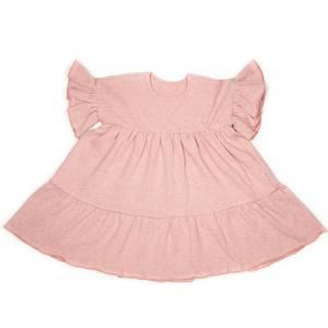 Bilde av Huttelihut jersey kjole Daily i d rose fra Huttelihut
