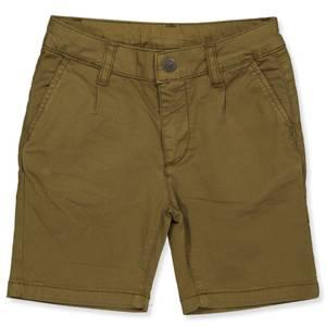 Bilde av Gutt shorts Primo S Dark Olive fra MarMar