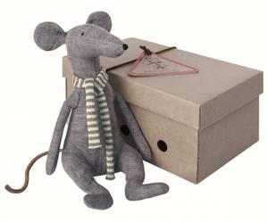 Bilde av Bamse - Cool rat - blue fra Maileg